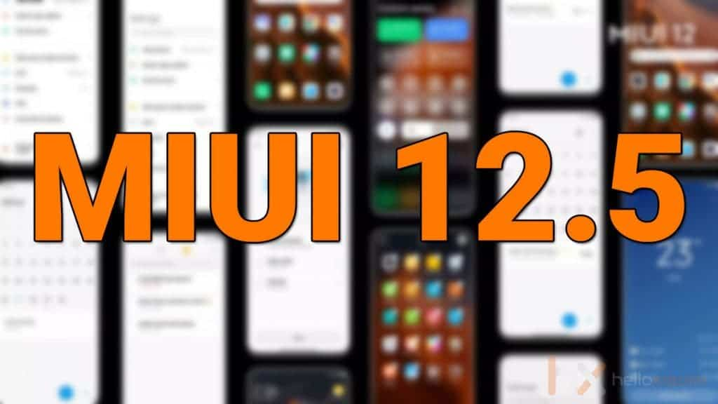 MIUI 12.5 will be available for Xiaomi devices before the end of the year