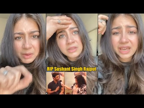 Aditi Bhatia Reaction on Sushant Singh Rajput Suicide
