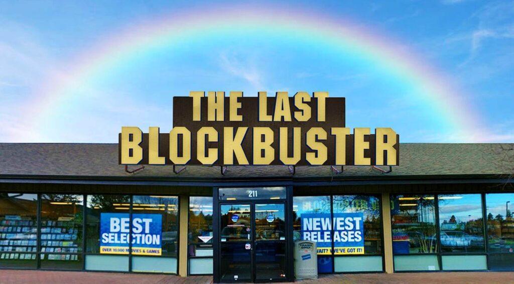 "Netflix Documentary ""The Last Blockbuster"""