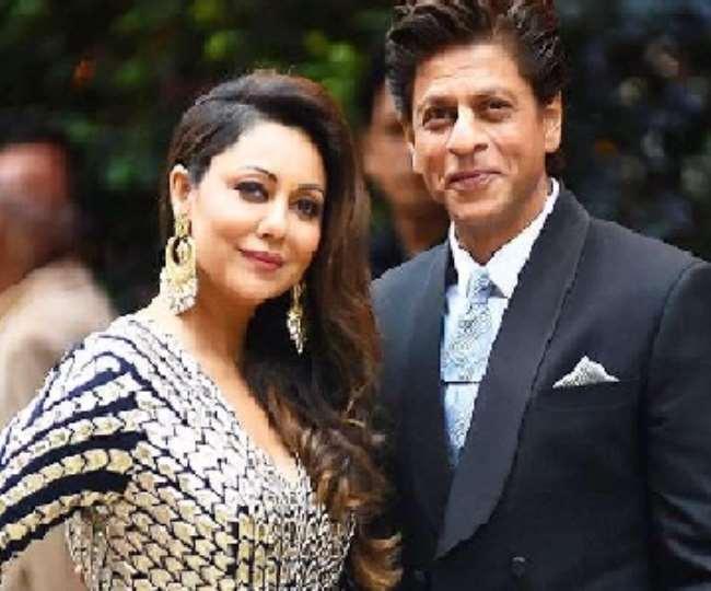 Shahrukh Khan ने जब पत्नी गौरी खान के साथ होली