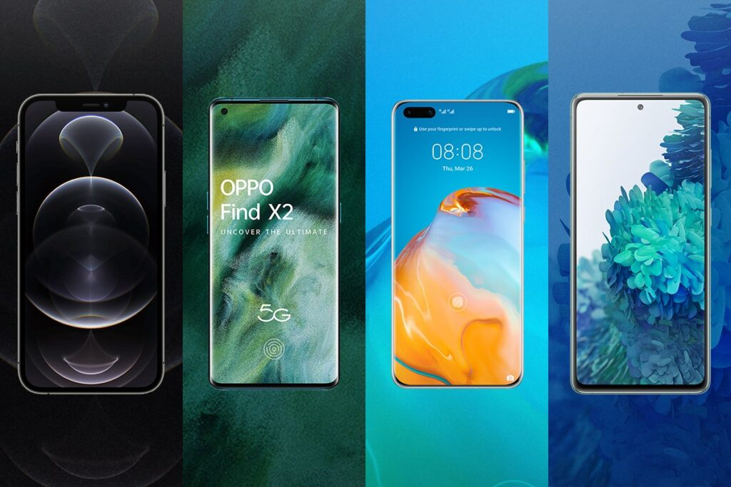 Best mobile phone 2021: Our picks of this year's best smartphones