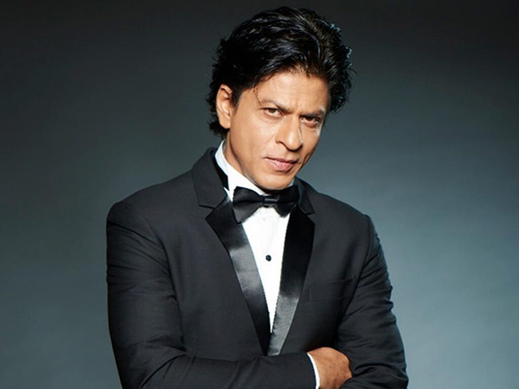 Shahrukh Khan befitting reply to a netizen who asks his