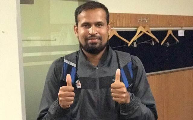 Cricketers queue up to wish Yusuf Pathan on his wonderful