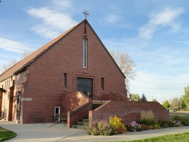 St. Mary, St. Joseph, and St. John Catholic Church