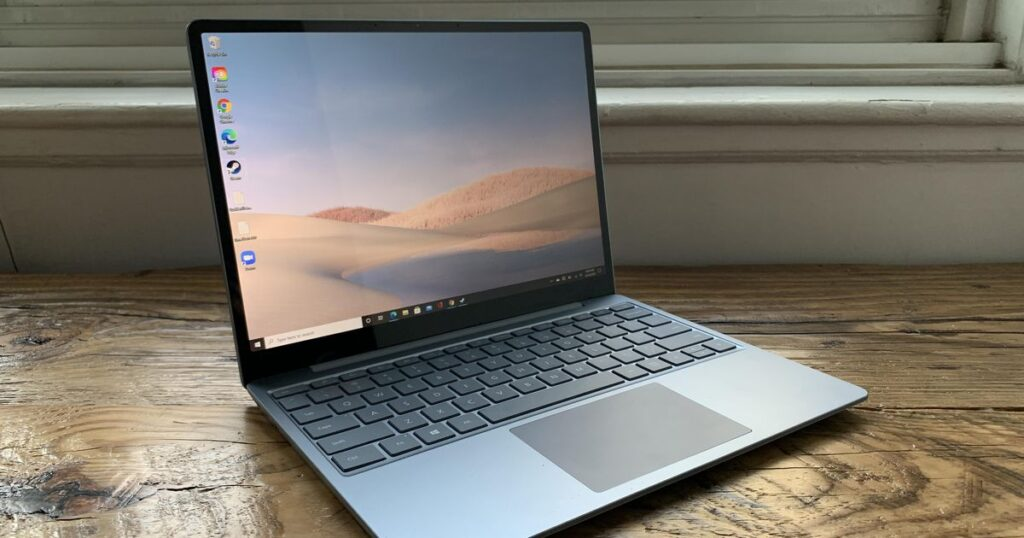 Surface Laptop Go review: The best-looking budget laptop you'll find