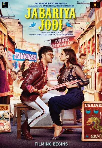 Jabariya Jodi 2019: Hindi Movie Full Star Cast & Crew, Story, Release Date, Budget