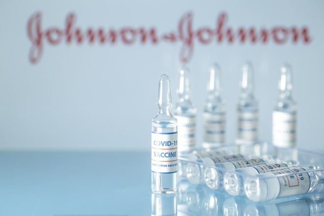 Johnson & Johnson statement on COVID 19 vaccine