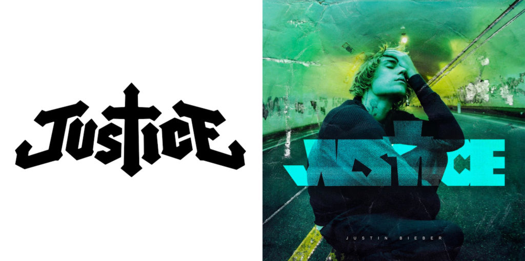 Justice Sends 'Cease and Desist' Letter to Justin Bieber Regarding' Justice' Album Art