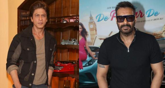 Shah Rukh Khan joining Ajay Devgn in pan masala ad