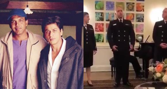 Shahrukh Khan gets nostalgic about making Swades as US Navy