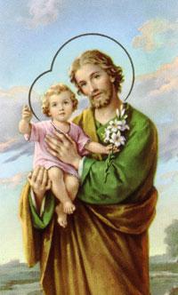 St. Joseph – Saints & Angels