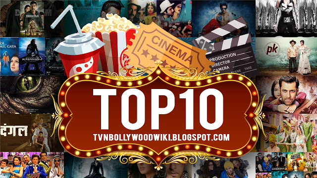 Top 10 Indian Movies Of All Time by Box Office Collection