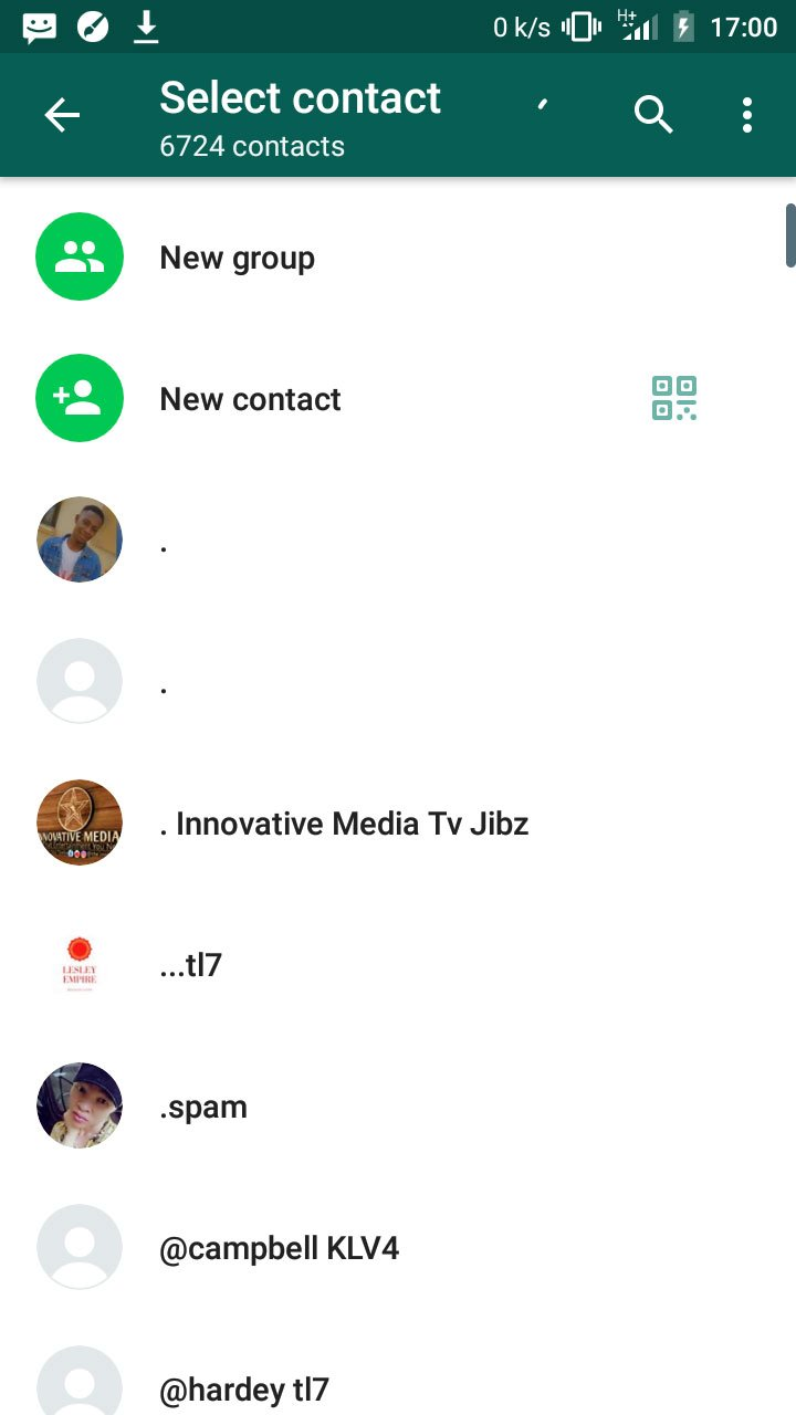 whatsApp group security