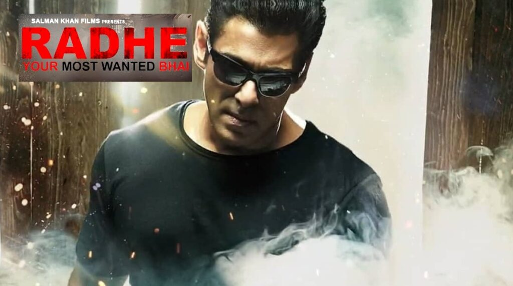 Salman Khan launches trailer of Radhe: Your Most Wanted Bhai