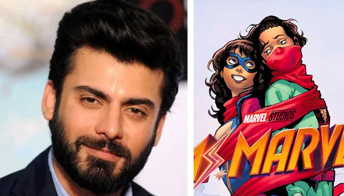 Will Fawad Khan be a part of Hollywood series 'Miss Marvel'?