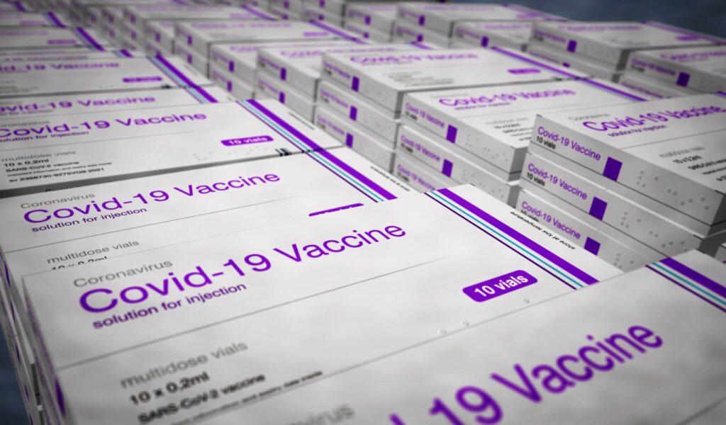 EMA boost for COVID-19 vaccine production