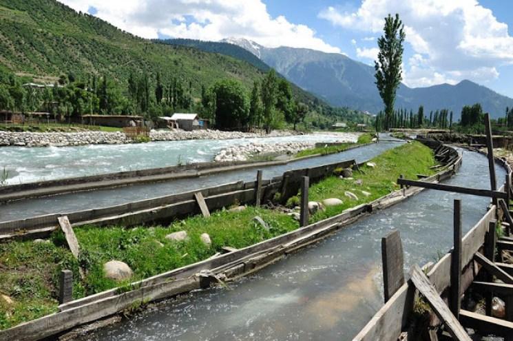 3- Wooden Canals, Thall, Kumrat Valley, KPK