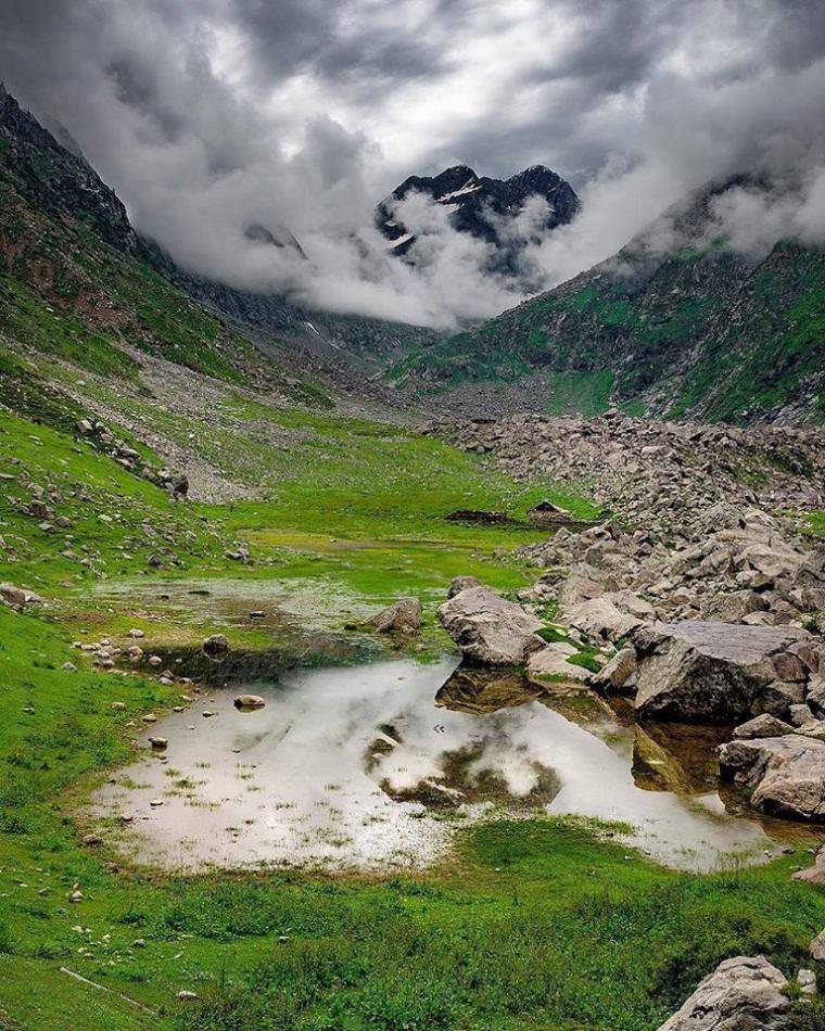 15- Towards Katora Lake, Jahaz Dand, Upper Dir, KPK