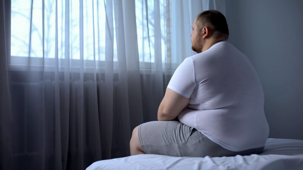 High BMI causes depression – and both physical and social factors play a role