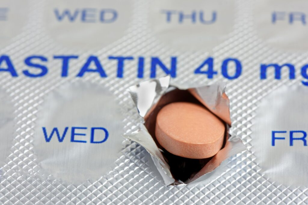 Statins appear to improve survival in triple-negative breast cancer