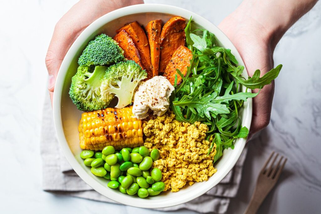Plant-based diet associated with lower risk of covid infection and less severe disease